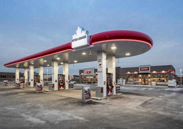 Petro-Canada Service Station, Lachenaie
