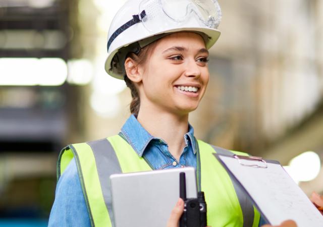 Journée internationale des femmes en ingénierie